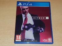 Hitman 2 PS4 Playstation 4 **FREE UK POSTAGE**