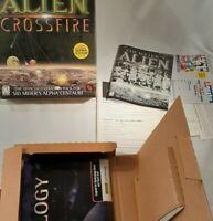 Sid Meier's Alien Crossfire Alpha Centauri Exp Pack no CD or Jewel Case