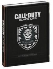 Call of Duty: Black Ops Prestige Edition Strategy Guide Brand New