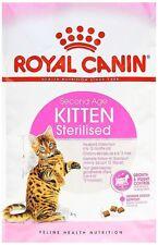 ROYAL CANIN FHN Kitten Sterilised für kastrierte Kätzchen,die noch wachsen, 2kg