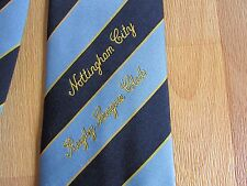 NOTTINGHAM City Rugby League Club Tie by Corporate Image