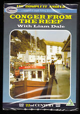 CONGER FROM THE REEF - LIAM DALE - THE COMPLETE ANGLER - NEW & SEALED R2 DVD