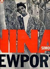 NINA SIMONE at newport HOLLAND EX LP RARE DUTCH 1967