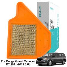 Air Filter For Dodge Grand Caravan 2011 2012 2013 2014 2015 2016 2017 2018 2019