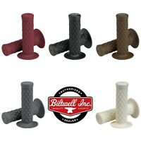Biltwell Thruster TPV Motorcycle Grips - Choose Color & Size