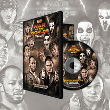 Ring of Honor - War of the Worlds Tour DVD Toronto - ROH Bullet Club Okada Omega