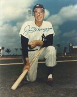 Joe DiMaggio Autographed Signed 8x10 Photo ( HOF Yankees ) REPRINT