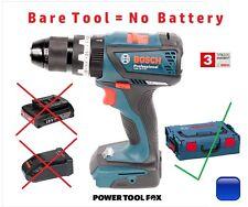 Bare Strumento Bosch GSB 18V-EC TRAPANO BRUSHLESS Combi LBOXX 06019E9103 3165140805025V