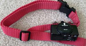 PetSafe Deluxe DBC-100 Bark Training Collar - Needs Battery