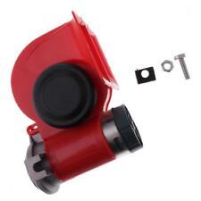 Easy Install Car Air Horn Trumpet Compressor Car Truck Snail 24V