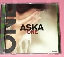 ASKA: ONE (1997/MADE IN JAPAN)   CD
