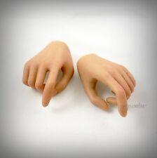 Hot Toys Biohazard 4 HD Video Game ADA WONG Figure 1/6 HANDS #3