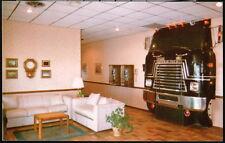TRIADELPHIA WV Days Inn Motel Lobby 18 Wheeler Tractor Trailer Truck Postcard PC