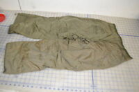 M51 X-small regular FIELD trousers pants LINER used good cold weather freeze OD