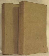 OBSERVATIONS De LAMOIGNON-MALESHERBES Sur L'HISTOIRE NATURELLE 1798 1ère édition