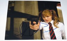 Chloe Moretz Signed 8X10 Photo Kick Ass Dark Shadows Carrie Hugo Autograph Coa A
