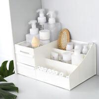 Cosmetic Storage Box Drawer Desktop Makeup Jewelry Rack Container Organizer