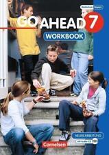 Go Ahead - Ausgabe für die sechsstufige Realschule in Bayern / 7. Jahrgangsstufe - Workbook mit CD von Elke Zahn und Renate Heidemeier (2010, Taschenbuch)