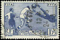 France Used F+ Scott #349 1938 1.75fr Stamp