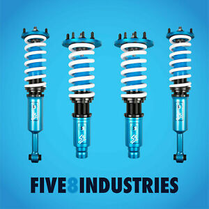 Five8 Industries For 04-08 Acura TL Coilovers Height Adjustable