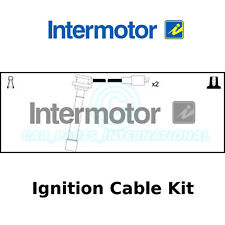 Intermotor - Ignition Cable, HT leads Kit/Set - 76267 - OE Quality