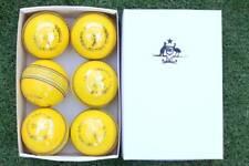 kookaburra cricket indoor balls ball pack of 6 balls