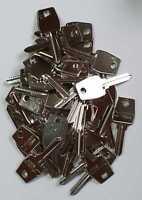 50 Stück EU1R Silca Rohling Schlüsselrohling Kleinzylinder für Eurolocks