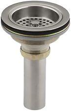 Kohler K-8801-Vs Duostrainer Sink Strainer Vibrant Stainless