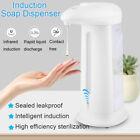Touchless Automatic Soap Dispenser Electric IR Sensor Liquid Bathroom Kitchen US photo