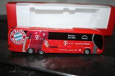 MAN Lion´s Coach Teambus  FC Bayern München Mannschaftsbus Rietze 20971 OVP 1/87