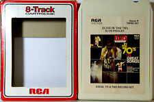 ELVIS PRESLEY Elvis in The '70s  Aussie Pressing   8 TRACK TAPE  CARTRIDGE