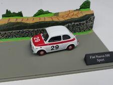 1/43 Fiat Nuova 500 Sport #29
