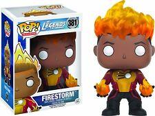 FUNKO POP LEGENDS OF TOMORROW FIRESTORM VINYL FIGURE MIB NEW!