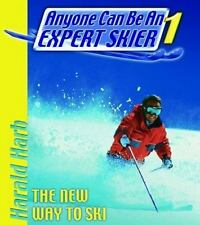 Anyone Can Be an Expert Skier: The New Way to Ski, For Beginner and In-ExLibrary