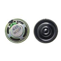 8 Ohm 0,5 W 32mm Runde Schlank Interne Magnet-Lautsprecher Loudspeaker