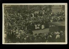 More details for scotland selkirk celebratory crowds rp ppc pub r clapperton 1911 coronation?