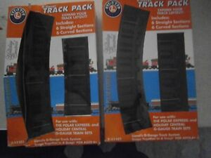 "Lionel-""G"" Gauge Track-""Polar Express/Holiday Central""-6 Strght/6Crvd-New-L@@K"