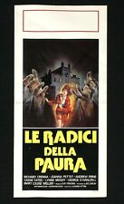 LE RADICI DELLA PAURA locandina poster Crenna The Evil Horror Hands Mani AR66
