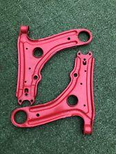 Volkswagen Golf Mk2 Wishbones X2 Powdercoated Red