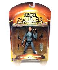 "LARA CROFT TOMB RAIDER 6"" Toy Game Movie figure, Great likeness of Jolie RARE"
