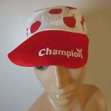 Casquette sport cyclisme Tour de France 2003 Meilleur grimpeur Champion N6337