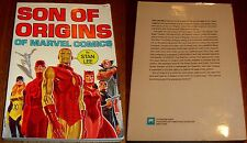 SON OF ORIGINS MARVEL COMICS STAN LEE FIRESIDE SC TPB 1st PRINT 1975 VFNM