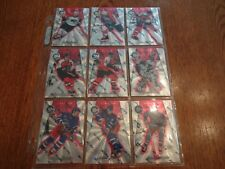 1997/98 TOTALLY CERTIFIED HOCKEY SET 1-130