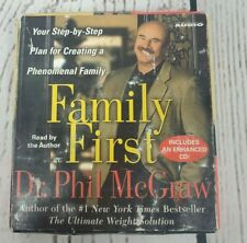 Family First Step by Step Plan CD's 0140