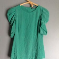 Hand-wash Only Petite 100% Silk Tops & Blouses for Women