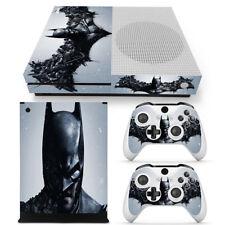 Batman Arkham Asylum XBOX ONE S Skin Sticker Decal FOR CONSOLE CONTROLLERS