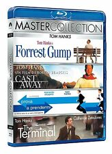 Tom Hanks-Collection (Blu-Ray):  Forrest Gump+Cast Away+Terminal+Catch me if..