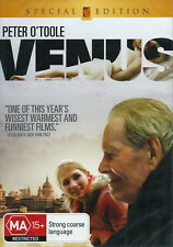 Venus - Drama / Comedy / Romance - Peter O'Toole, Jodie Whittaker - NEW DVD