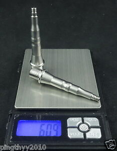 J&L Titanium/Ti Pedal Spindle for SpeedPlay X5 Gray(Won't fit Blue)-Save 62g
