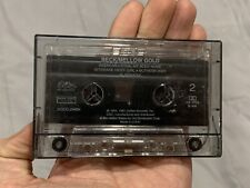 Beck Mellow Gold Cassette Tape